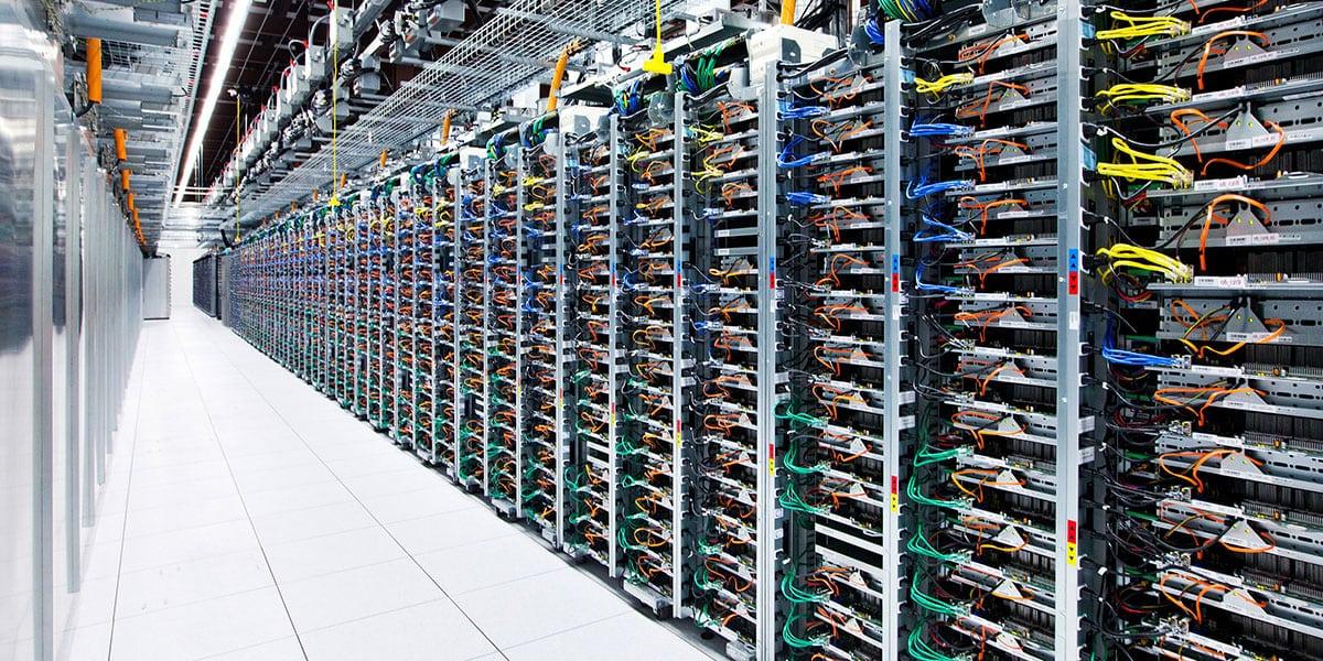 Granjas de Servidores Google