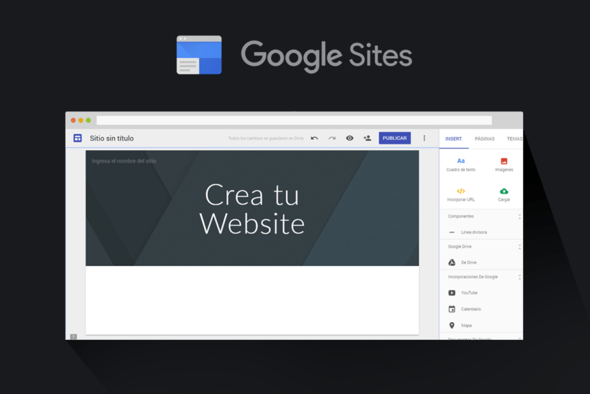 Google Sites: la intranet perfecta para tu empresa